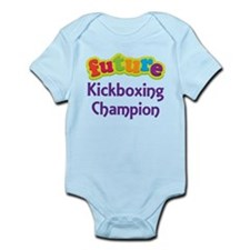 Future Kickboxing Champion Infant Bodysuit