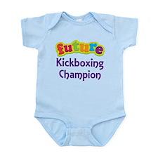 Future Kickboxing Champion Onesie
