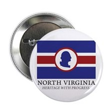 "North Virginia 2.25"" Button (10 pack)"