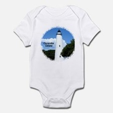 Ocracoke Lighthouse Infant Bodysuit