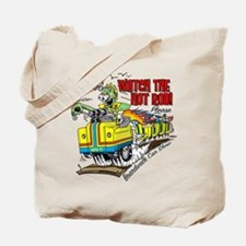 Watch The Hot Rod Please Tote Bag
