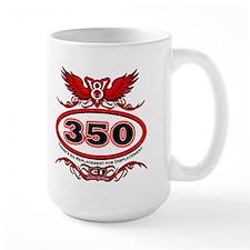 350 Chevy Mug