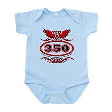 350 Chevy Infant Bodysuit