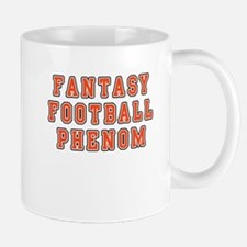 Funny Fantasy football genius Mug