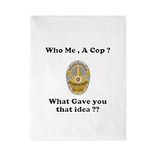 LAPD ? Twin Duvet