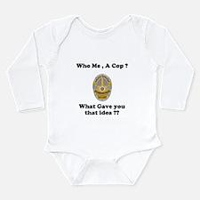 LAPD ? Long Sleeve Infant Bodysuit