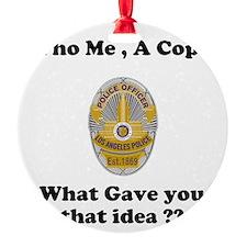 LAPD ? Ornament
