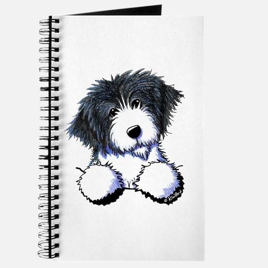 Pocket Bearded Collie Journal