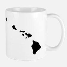 Hawaiian Islands Mug
