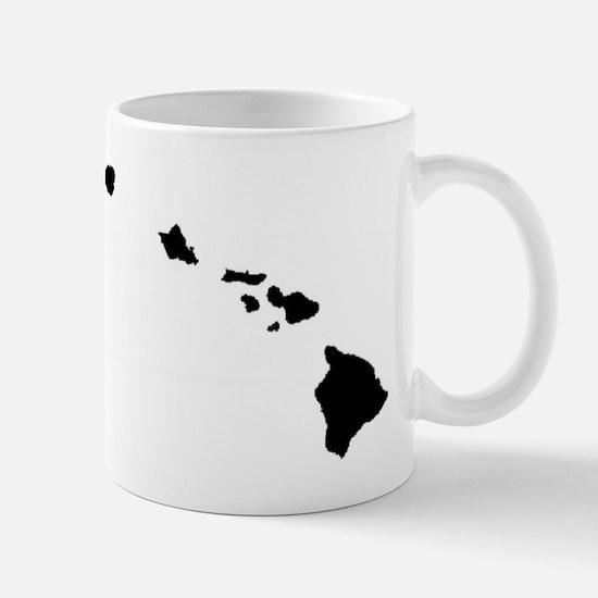 Hawaiian Islands Mug