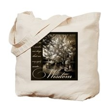 number our days Tote Bag