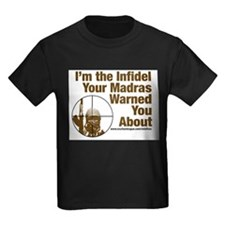 I'm the Infidel Your Madras Warned You About T
