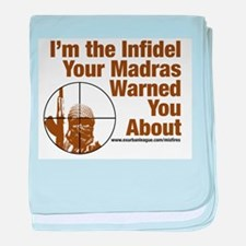 I'm the Infidel Your Madras Warned You About baby