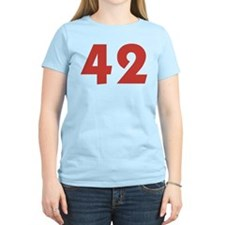 42 (SRed) T-Shirt