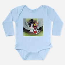 Zheph Skyre Long Sleeve Infant Bodysuit