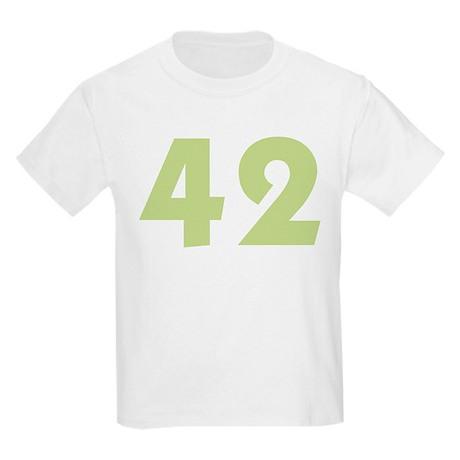 42 (Kiwi) Kids Light T-Shirt