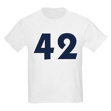 42 (Blue) T-Shirt