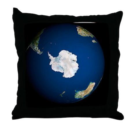 Earth - Throw Pillow