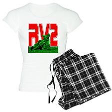 rv2red Pajamas