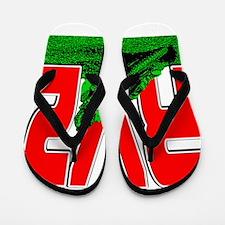 rv2red Flip Flops