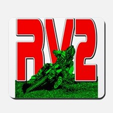 rv2red Mousepad
