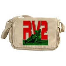 rv2red Messenger Bag