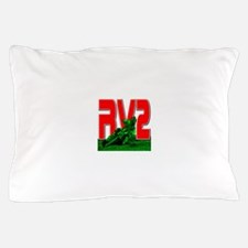 rv2red Pillow Case