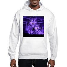 wolf pack Hoodie Sweatshirt