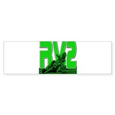 rv2grn Bumper Sticker
