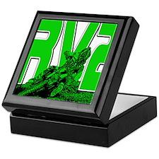 rv2grn Keepsake Box