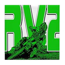 rv2grn Tile Coaster
