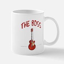 Rock Guitar and Boss Mug