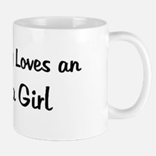 Azalea Girl Mug