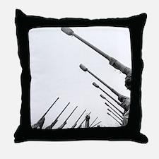 Soviet guns for dispersing hail clouds - Throw Pil
