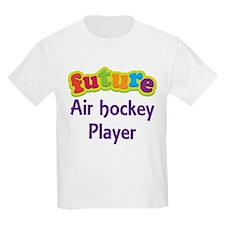 Future Air Hockey Player T-Shirt