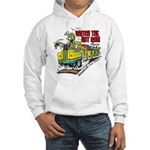 Watch The Hot Rod Please Hooded Sweatshirt