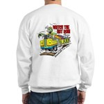Watch The Hot Rod Please Sweatshirt