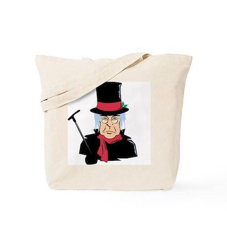 Scrooge Tote Bag