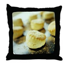 Scones - Throw Pillow