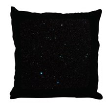 Aquarius constellation - Throw Pillow