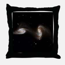 Interacting galaxies NGC 5257 and 5258 - Throw Pil