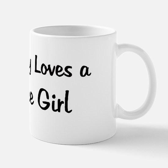 Dundee Girl Mug