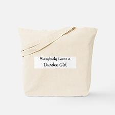 Dundee Girl Tote Bag
