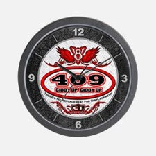 409 Chevy Wall Clock