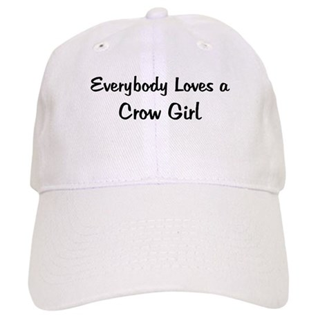 Crow Girl Cap