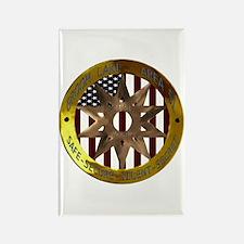 Area 51 SSSS Badge Rectangle Magnet