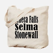 Seneca Falls Selma Stonewall Tote Bag