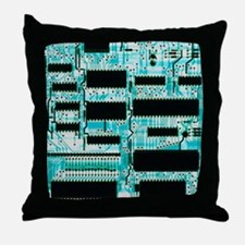 Circuit board with microprocessors, etc - Throw Pi