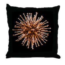 Virus, artwork - Throw Pillow