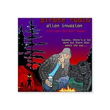 PIRATE RADIO Alien Invasion Crescent City, CA Squa